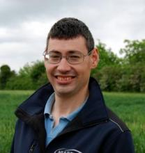 Nathan Morris, Farming Systems and Soils Specialist, NIAB TAG